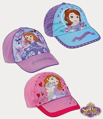 Disney Sophia Disney Sofia die Erste Sommer Cappe Cappy Gr 52 oder Gr. 54  NEU  ()