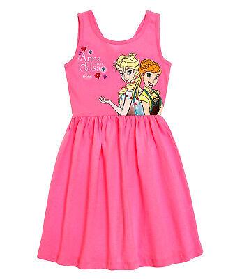 Disney Frozen Eiskönigin Sommer Kleid  Rock  - Disney Frozen Kleider