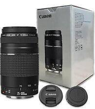 Canon EF 75-300mm f/4.0-5.6 III Autofocus Lens for T3 T6 T3i T4i T5i 60D 70D
