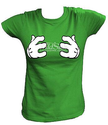 oon Hands Grabbing - Fun Spass Comic Hände Party US 16036 (Cartoon Hände)