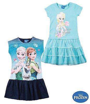 Disney Frozen Die Eiskönigin Sommerkleid Kleid