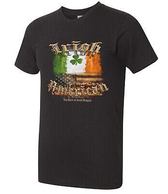 Irish American American Apparel The best of both Worlds AA T-shirt -