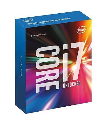 Intel Nucleus i7-6700K Skylake Processor 4GHz Unlocked Quad Core Socket LGA 1151