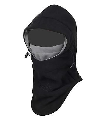732c637e5eb Purjoy Multipurpose Use Thermal Warm Fleece Balaclava Hood Police Swat Ski  Bike