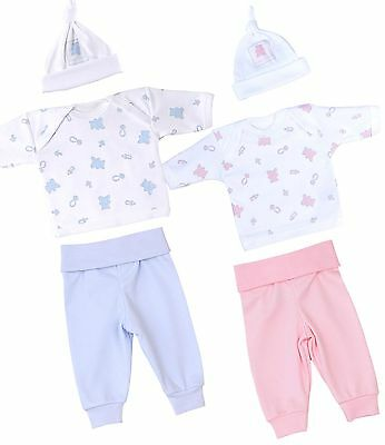 BabyPrem Premature Early Preemie Baby Clothes Trousers Tops Hats Outfits Sets