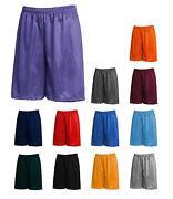 Mens White Tennis Shorts