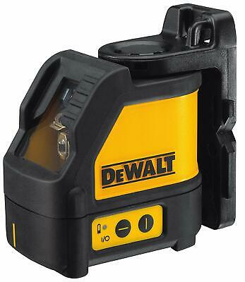 Dewalt Dw088kr 165 Ft. Red Self-leveling Cross Chalk Line Laser Level