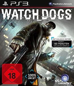 Watch Dogs -- Bonus Edition (Sony PlayStation 3, 2014) - <span itemprop='availableAtOrFrom'>Berlin, Deutschland</span> - Watch Dogs -- Bonus Edition (Sony PlayStation 3, 2014) - Berlin, Deutschland