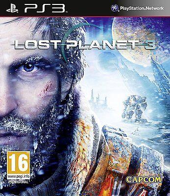 PS3 Spiel Lost Planet 3 III Actionspiel für Playstation PS 3 Neu