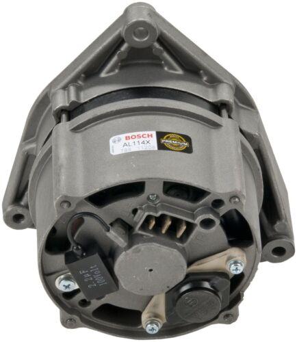 Alternator Bosch Al114x Reman Fits 80