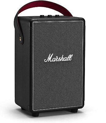Marshall Tufton Bluetooth Wireless Speaker - Black