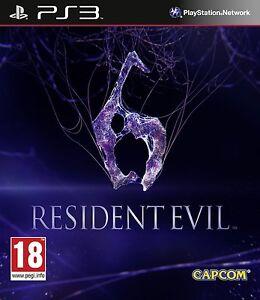 PS3-Resident-Evil-6-uncut-Spiel-fur-Sony-Playstation-3-NEUWARE