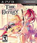 Sony PlayStation 3 Time and Eternity Video Games