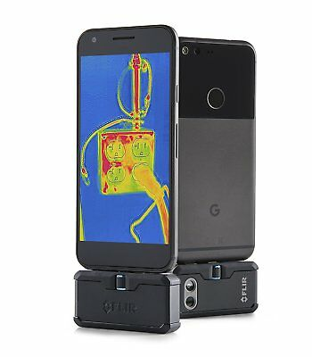 FLIR ONE Pro Thermal Imaging Camera Attachment Android MICRO USB not USB-C