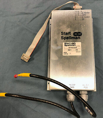 Micromass Waters Start Spellman Mp1pn15326 High Voltage Hv Power Supply Lct