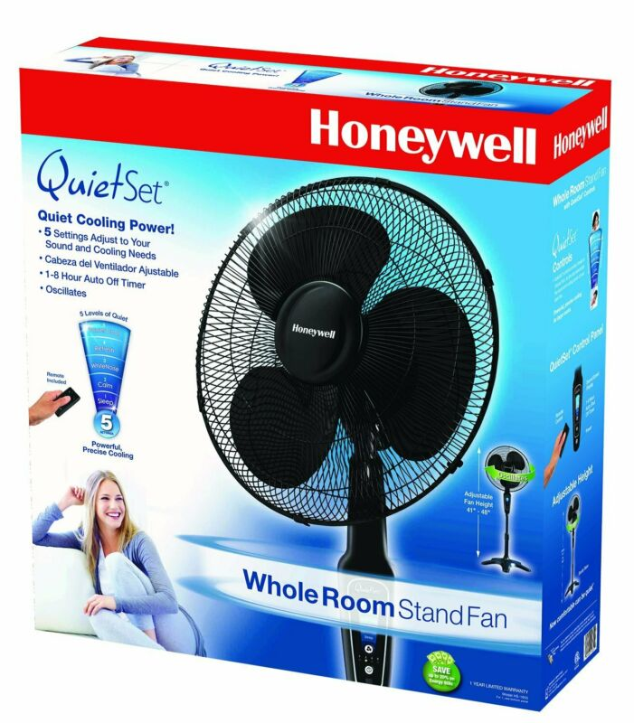 Compact Stand Fan Electric Oscillating Air Circulator For Ho