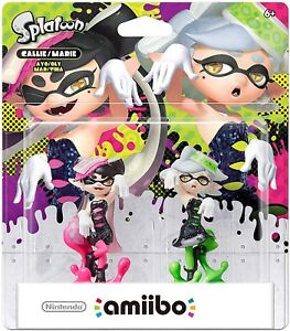 Looking for Callie and Marie Amiibo