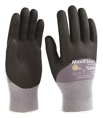 PIP MaxiFlex Ultimate Nitrile Micro-Foam Coated Gloves XL 12 pair (34-875/XL)