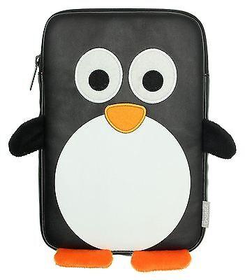 "My Doodles Pingüino 7"" Funda Tablet Niños Funda Funda para IPAD Mini Kindle Etc segunda mano  Embacar hacia Mexico"