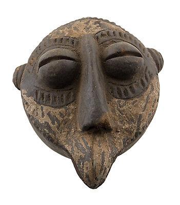 Mask African Passport Miniature Divination FETISH Magic Trick Ethnic 6506 B2b