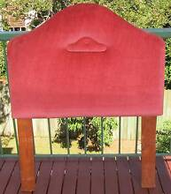 PLUSH PADDED BED-HEAD for Single Bed - TOOWOOMBA - PICK UP ONLY South Toowoomba Toowoomba City Preview