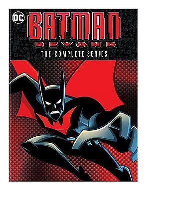 Batman Beyond  The Complete Series  Dvd  2016  9 Disc Set