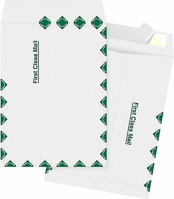 Tyvek 1st Class Envelopes 12 X 15.5 Tyvek Envelopes Easy-peel Strip 10 Each