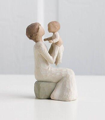 Willow Tree Grandmother Resin Figurine Family Grandchild Keepsake Ornament Gift