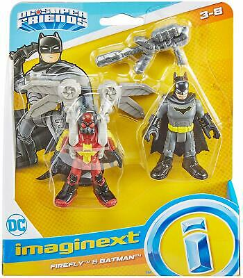 Imaginext Fisher-Price DC Super Friends Firefly & Batman
