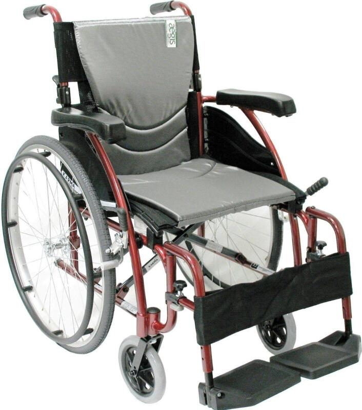 used lightweight wheelchairs ebay. Black Bedroom Furniture Sets. Home Design Ideas