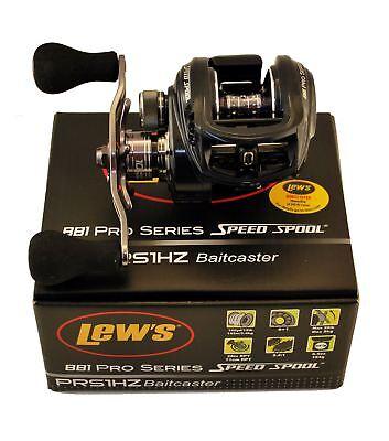 Lew's BB1 Pro Series PRS1HZ 6.4:1 Right Hand Baitcast Reel