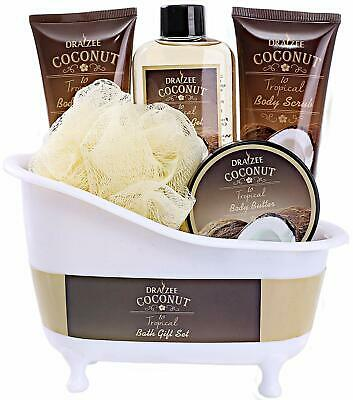 Birthday Gift Basket Set Bath And Body Works Spa lotion Soaps Mom Her Women (Birthday Spa Gift)