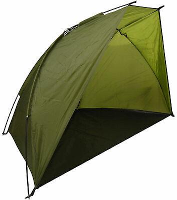 Olive Green 2/3 Person Fishing Bivvy Shelter Sea Angling Tent