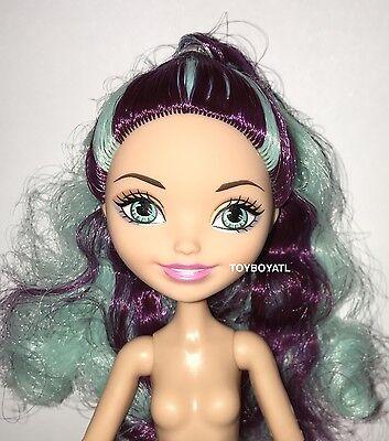 Ever After High Epic Winter Madeline Hatter LOOSE Nude Doll NEW for OOAK - Madeline Hatter Doll