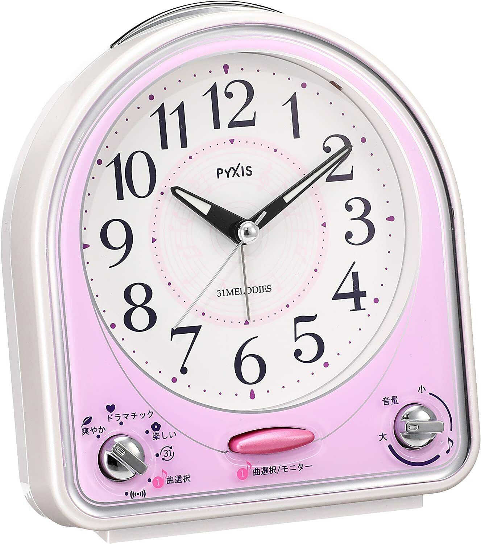 SEIKO PYXIS Disney Classical Music 31Melodies Alarm Clock Au