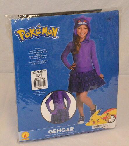 Halloween Costume! Pokemon Gengar, Size: Child MED (8-10) *New* 640412