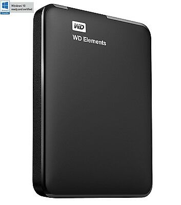 Western Digital WD 1.5TB My Passport USB 3.0 Portable External Hard Drive Black
