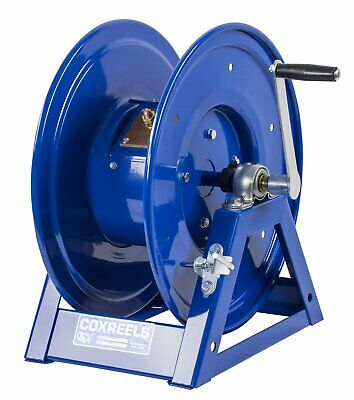 Coxreels  Hand Crank Welding Cable Reel for arc Welding: Holds up to 300'