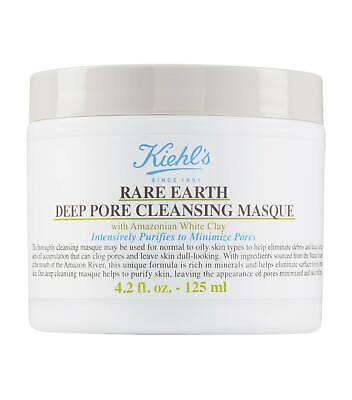 Kiehl's Rare Earth Deep Pore Cleansing Masque 125ml Womens  Skin Care