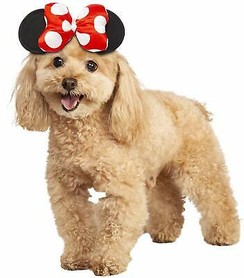 Minnie Mouse Accessory Kit Disney Fancy Dress Up Halloween Dog Cat Pet Costume](Minnie Mouse Pet Costume)