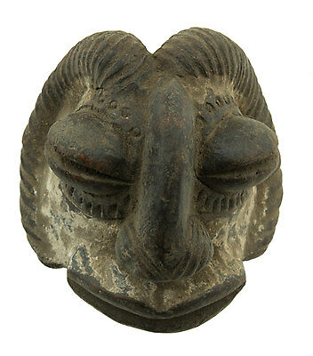 Mask African Aries Pasport Case - Terracotta Art First - Af 6350 - B2