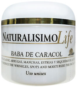 SNAIL CREAM BABA CREMA DE CARACOL Wrinkles scars acne stretch marks