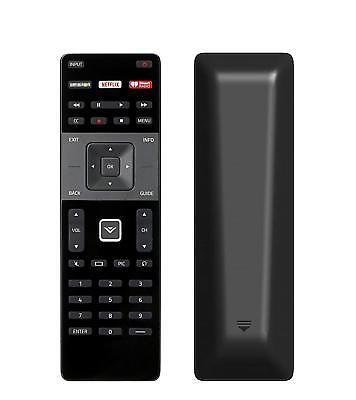 Remote XRT122 iHeartRadio for VIZIO TVs E32H-C1 E32-C1 E40-C2 E43-C2