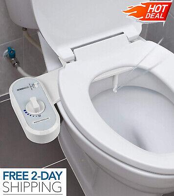 Portable Tushy Bidet Sprayer Butt Cleaner For Toilet Seat Water Spray Women Men