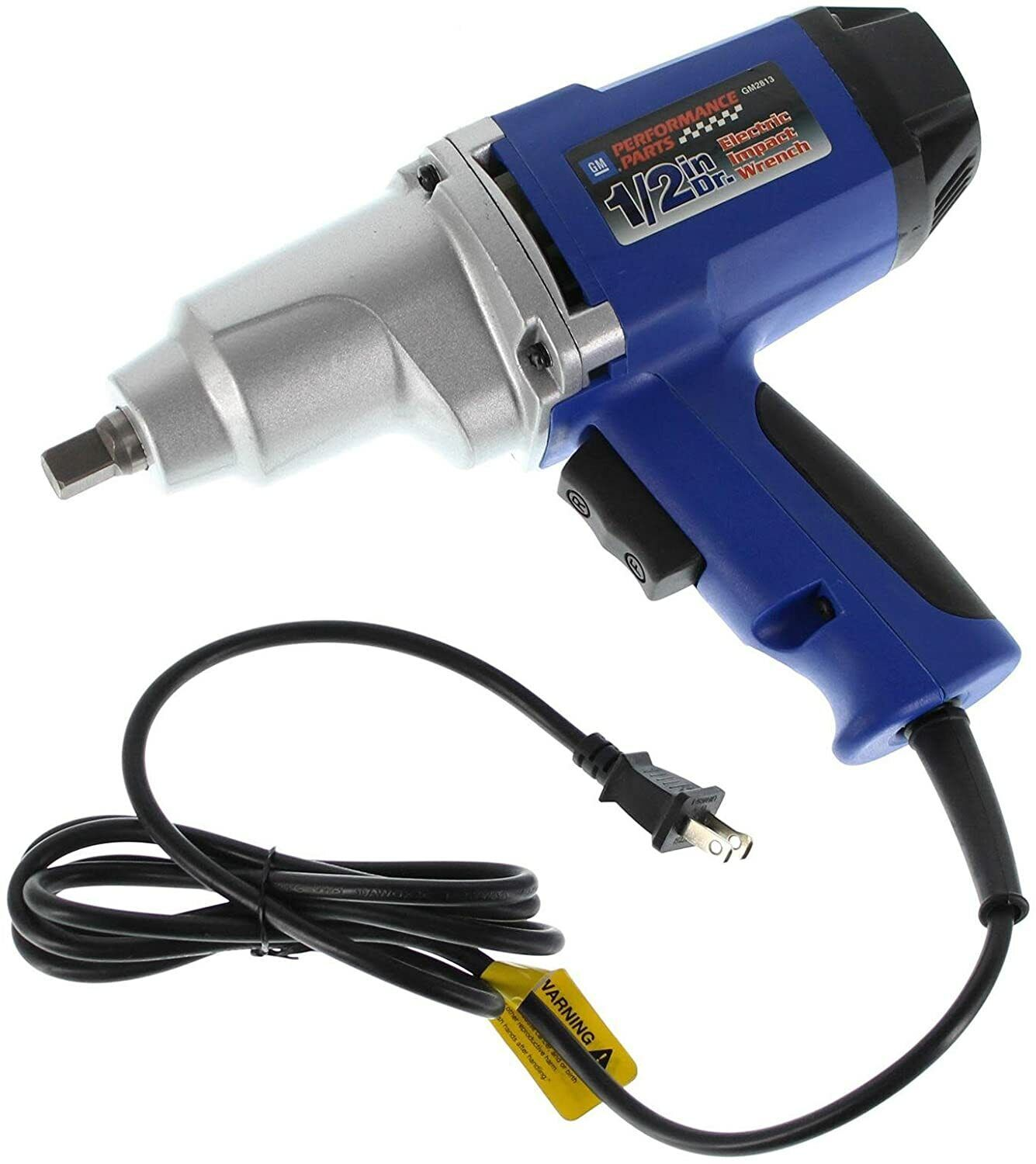 GM ELECTRIC IMPACT WRENCH 1/2″ DRIVE 120V Home & Garden