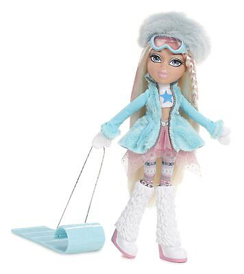 Bratz #SnowKissed Doll- Cloe NEW