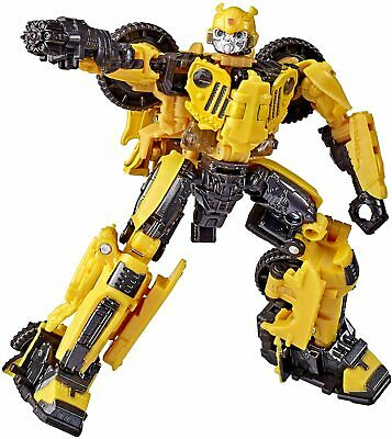 Transformers Toys Studio Series 57 Deluxe Class Bumblebee Action Figure Toy