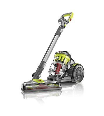 Hoover Vacuum Cleaner WindTunnel Air Bagless Corded Canister Vacuum SH40070 (Hoover Canister Cyclonic Vacuums)