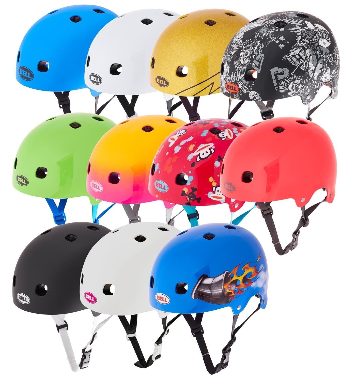 Bell Segment Fahrradhelm Radhelm Helm BMX MTB Inliner Skater Dirtbike