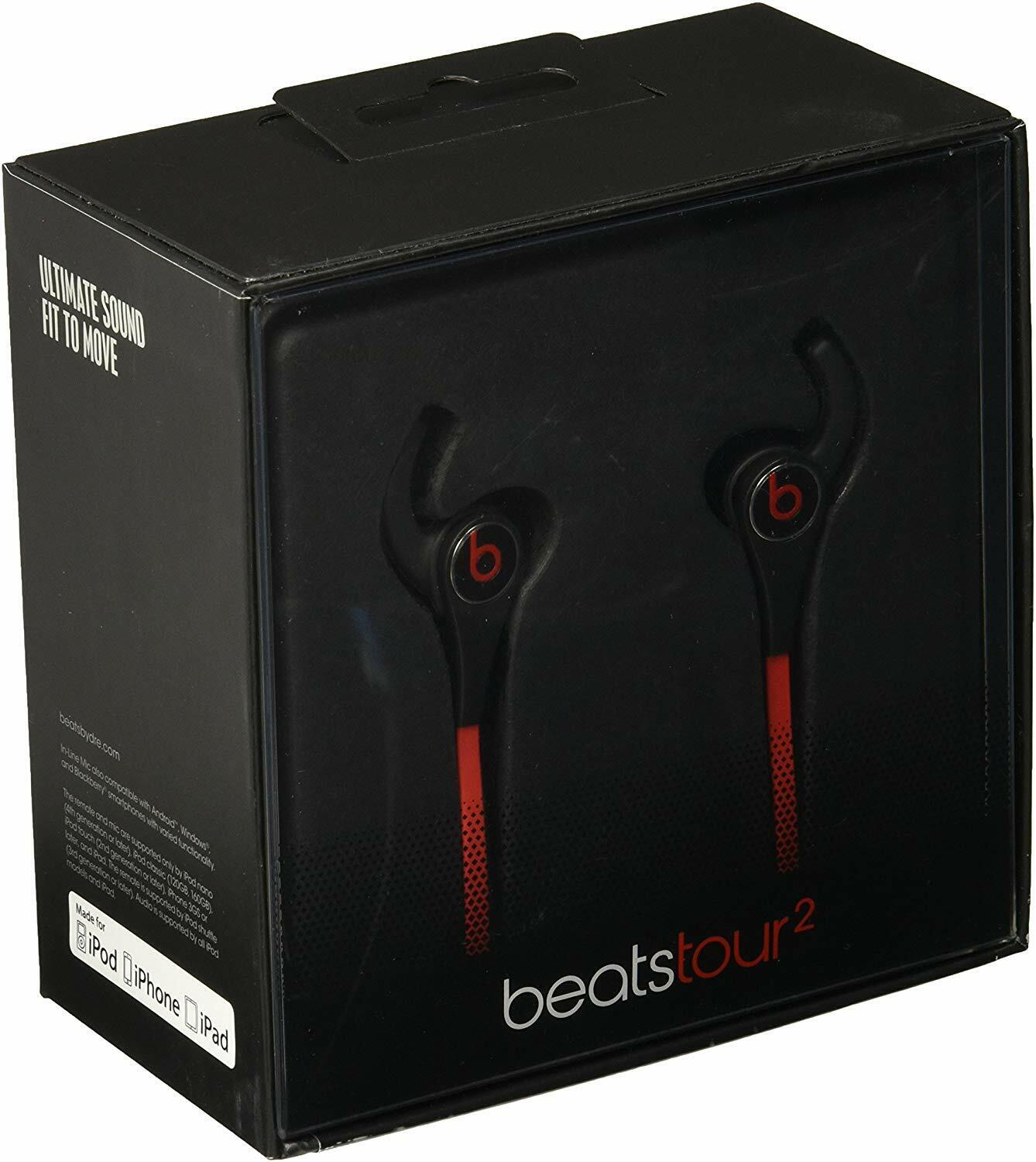 Beats by Dr. Dre Tour2 Active Collection In-Ear Headphones